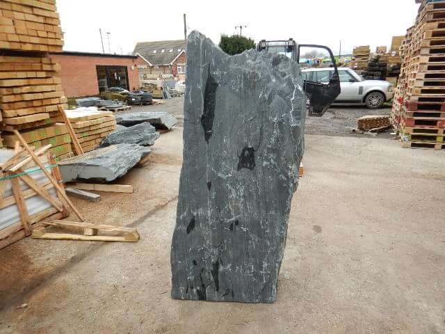 first image for 1.75m Slate monolith (M4)