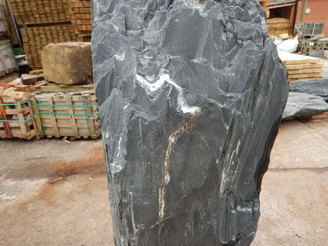 Fifth image for 1.75m Slate monolith (M4)