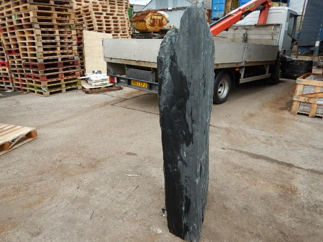 Third image for 1.75m Slate monolith (M4)