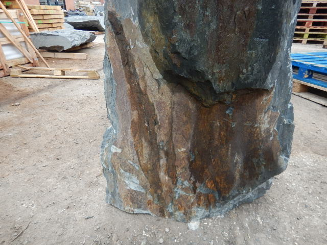 Fifth image for 1.6m Slate Monolith (M9)