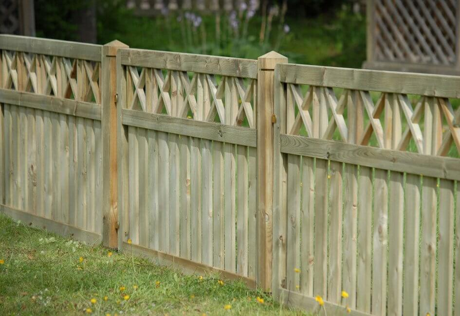 first image for Naples fence panel