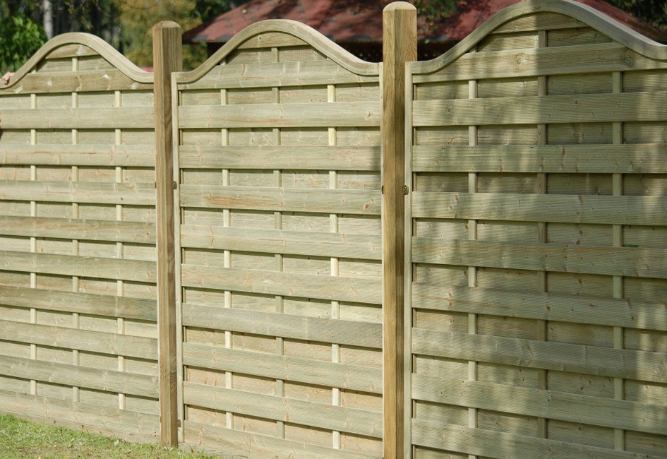 first image for Verona Fence panel