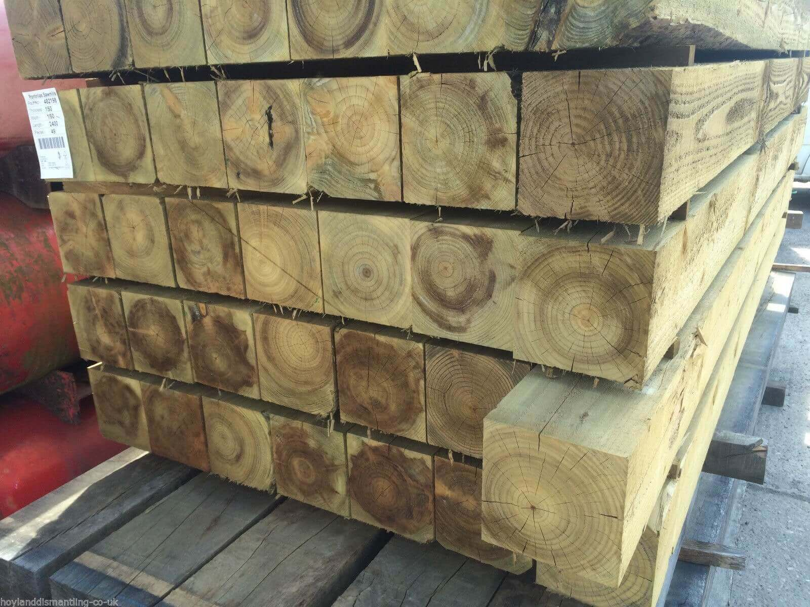 first image for Treated timber post 150x150
