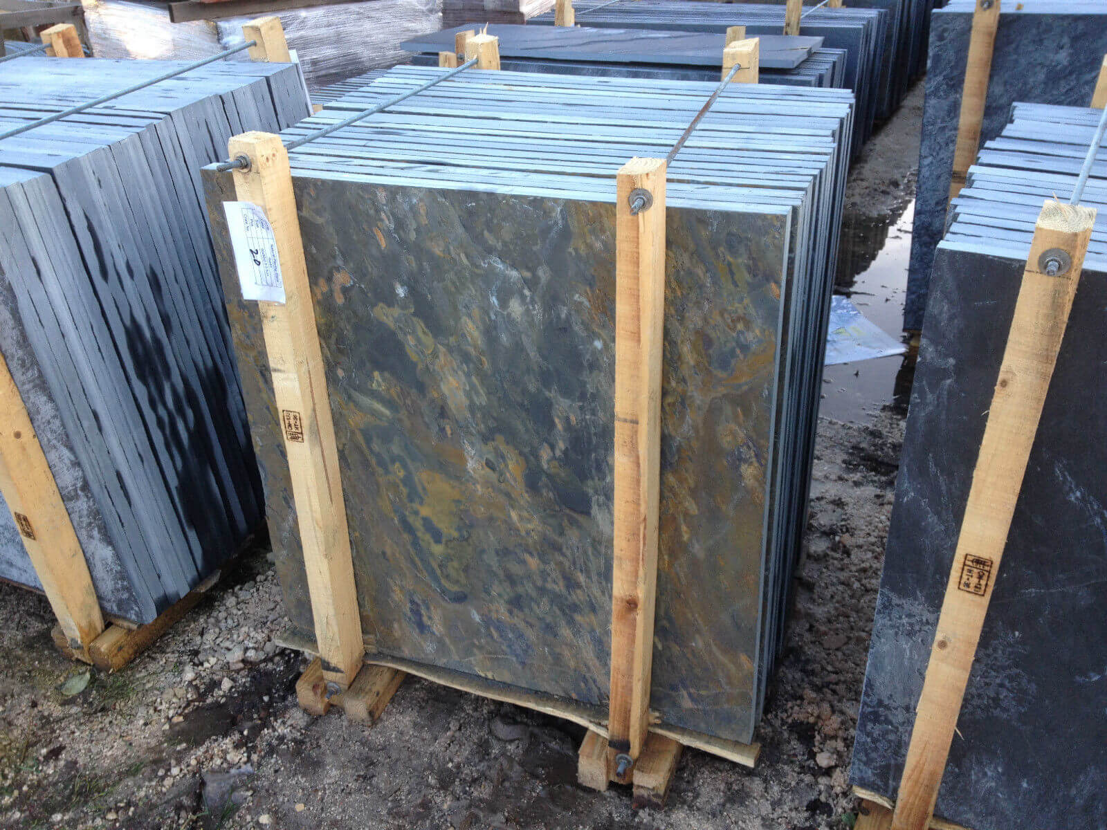 Fifth image for Rustic Slate Slabs