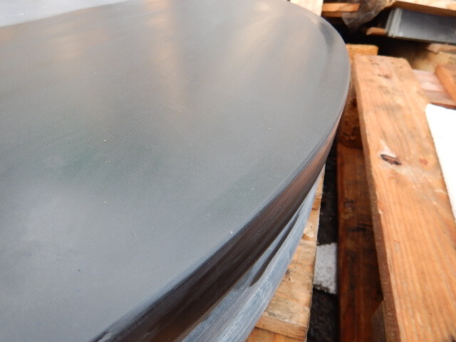 Second image for Slate teardrop corner hearth