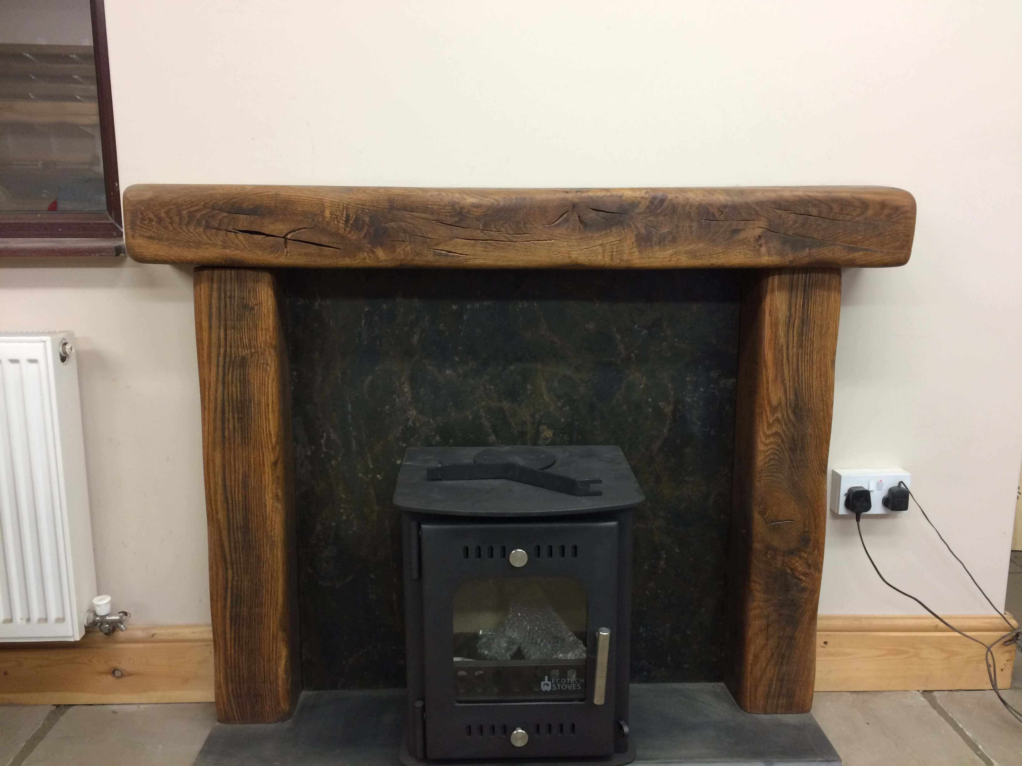 Image for Oak fire surrounds