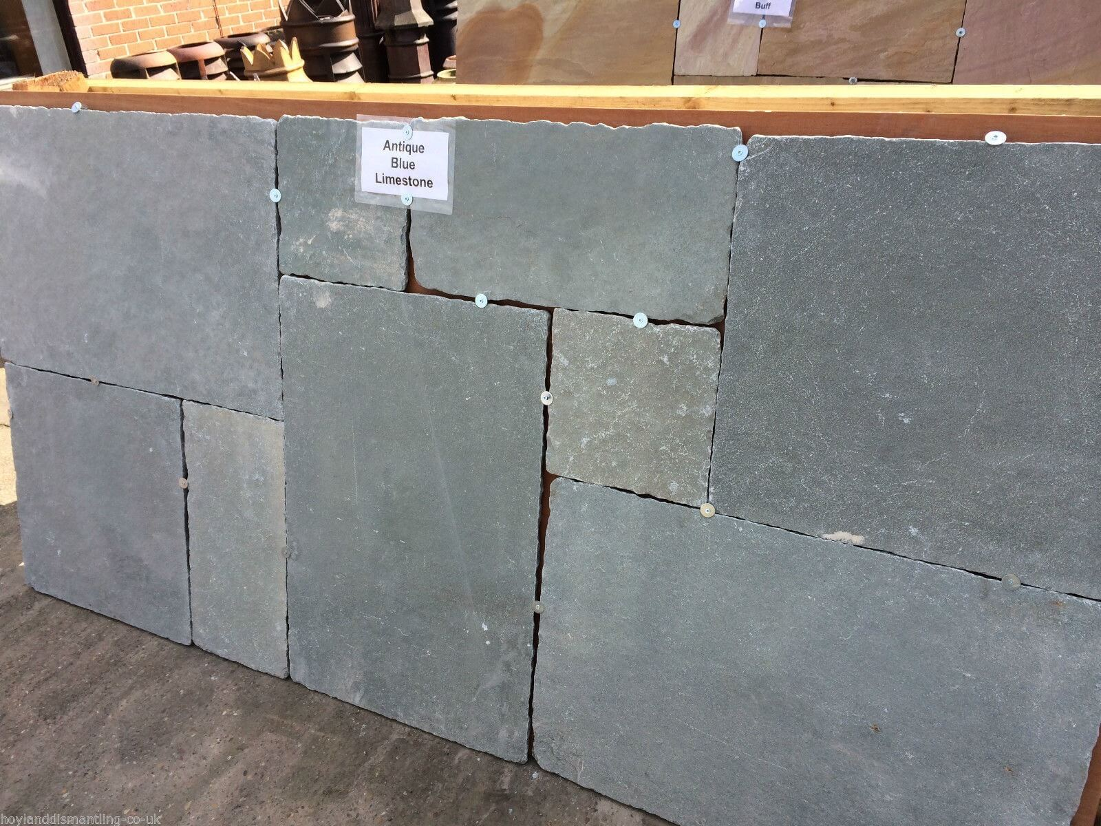 first image for Antique Blue Limestone