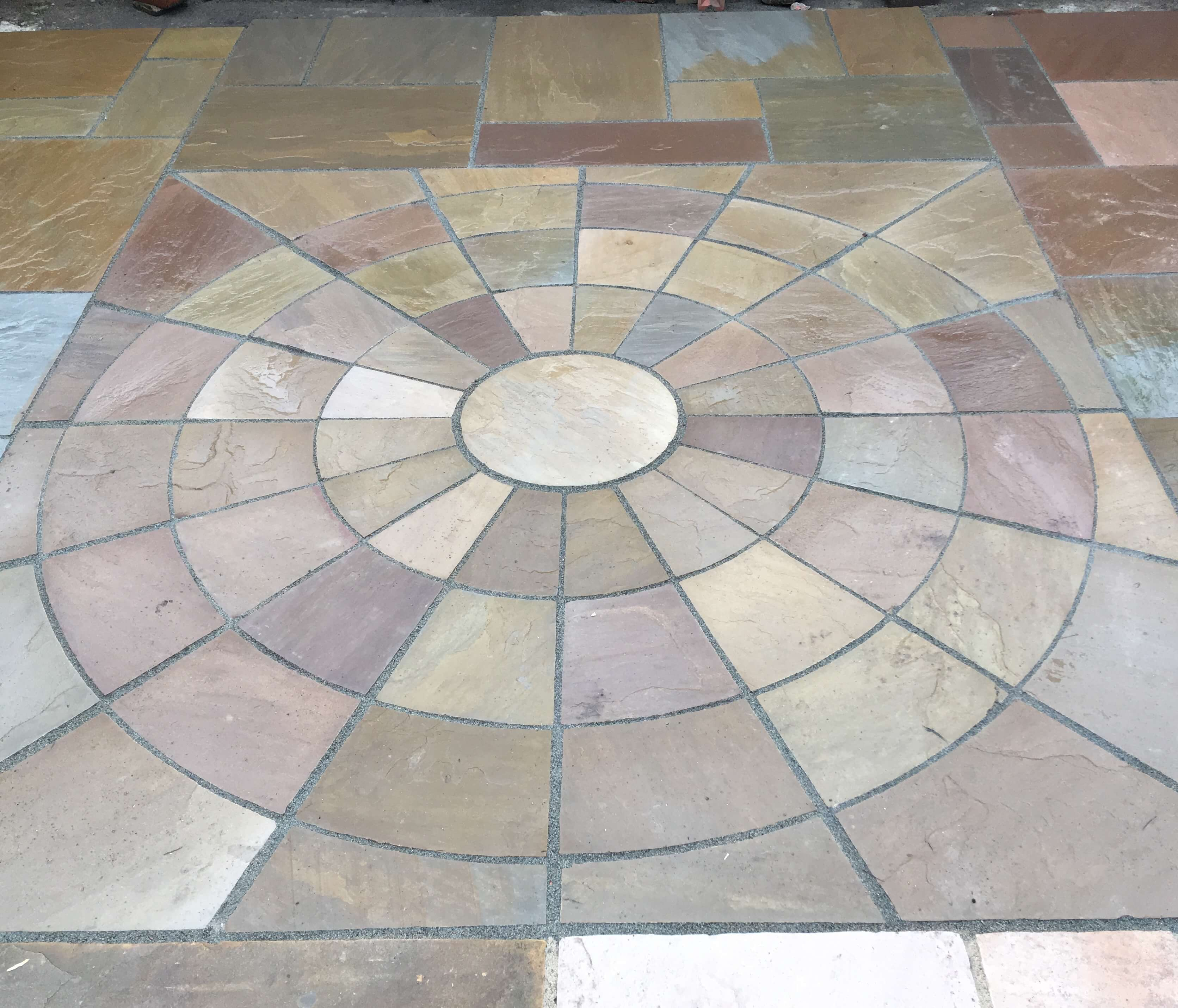 first image for Raj Green Paving Circle