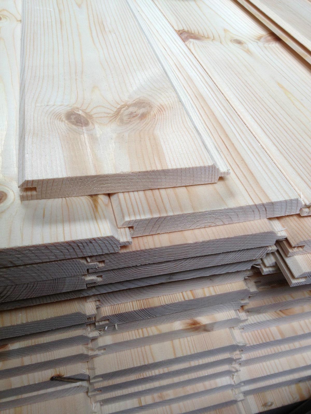 first image for V-Groove cladding