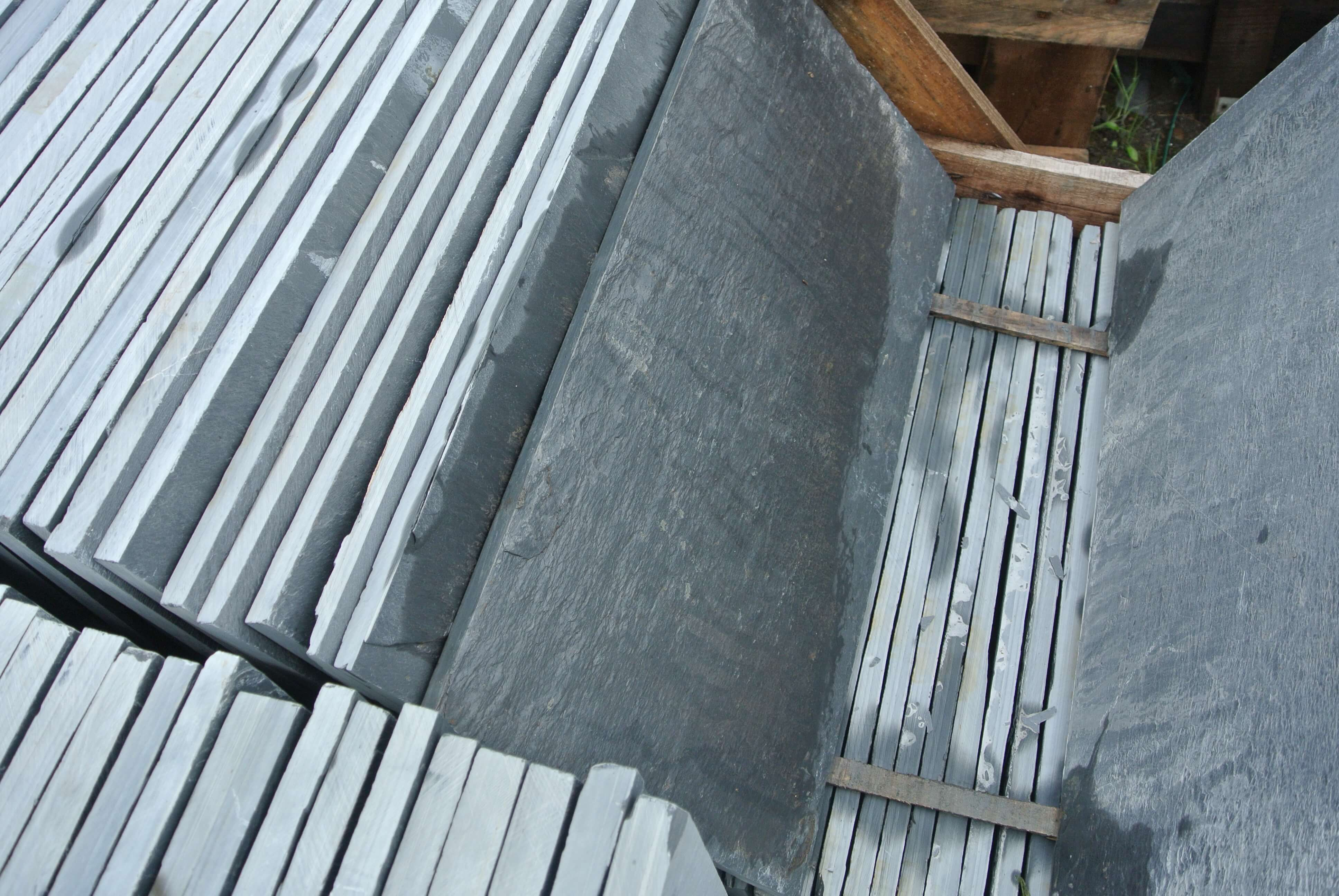 Second image for Slate Wall Copings